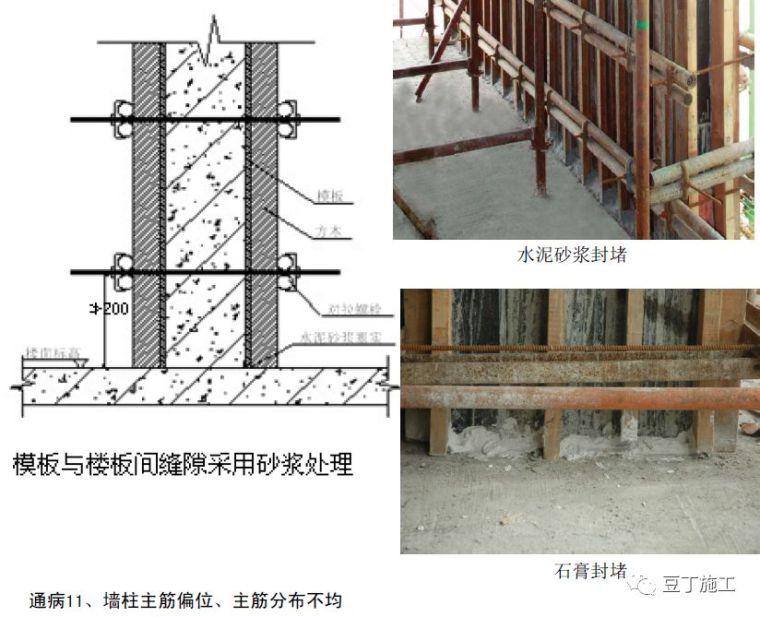 住宅工程主体结构质量通病21条防治措施!_33