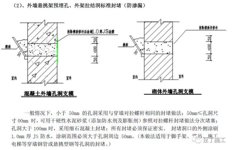 住宅工程主体结构质量通病21条防治措施!_65