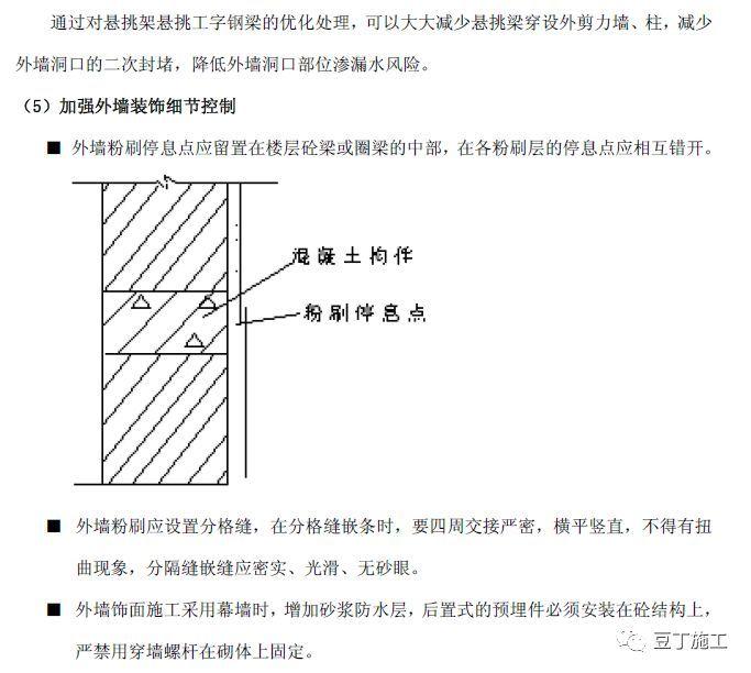 住宅工程主体结构质量通病21条防治措施!_70