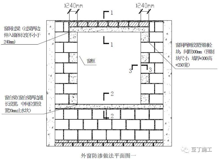 住宅工程主体结构质量通病21条防治措施!_82