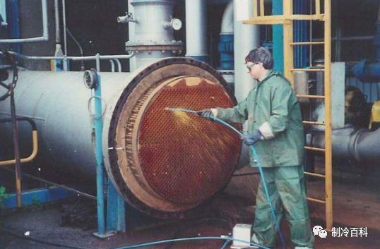 中央空调水系统清洗方法、流程与案例