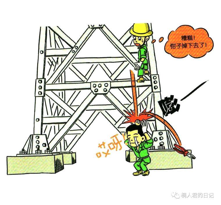 100张违章漫画,监理、施工必看!