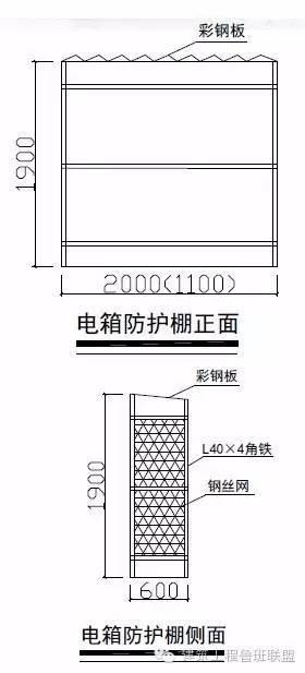 图解|工地安全防护设施标准化_38