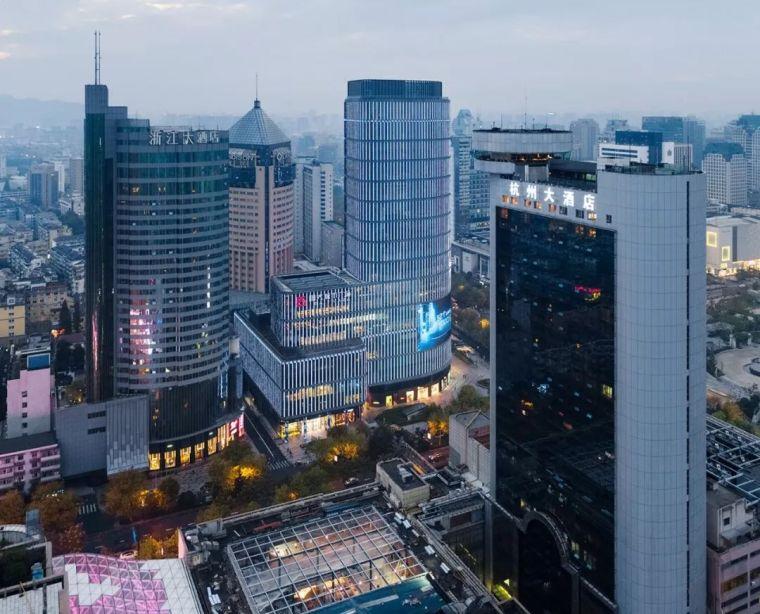 作品|杭州国大城市广场——gmp