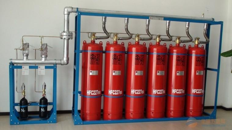 气体灭火系统的各类试验