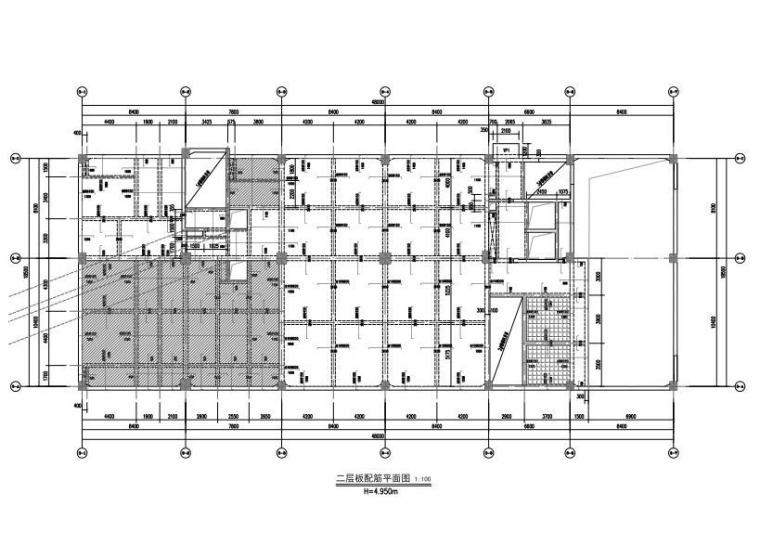 绿建|中学:食堂+教学楼+体育馆全套施工图