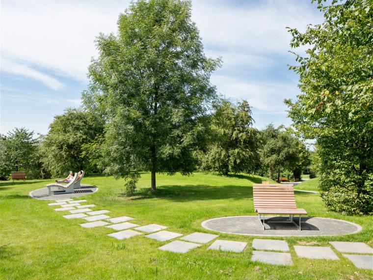 卢森堡Kaltreis公园
