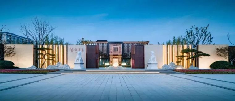 廊穿千年,灵隐皆予|淄博·蓝光雍锦半岛_10