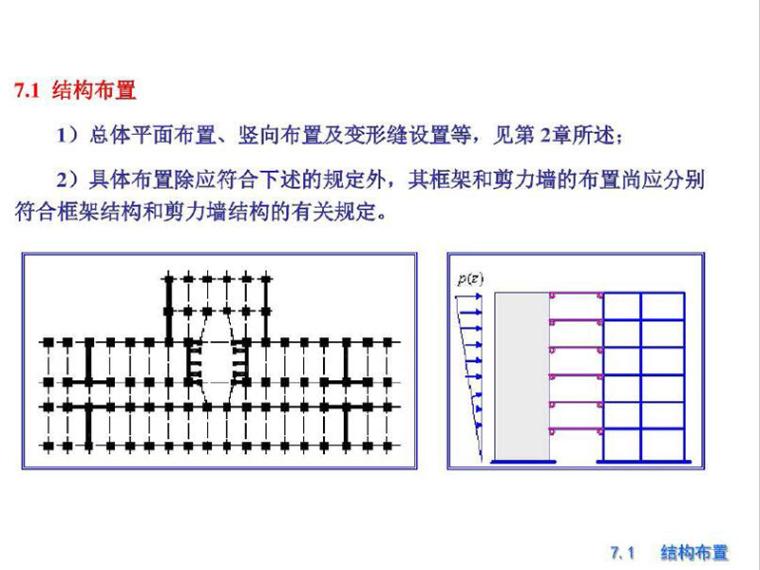 高层建筑结构设计-框架-剪力墙结构设计