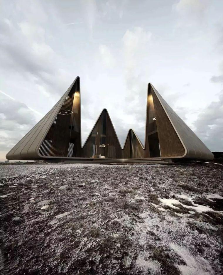 这些奇特的建筑设计,有点撩人_8