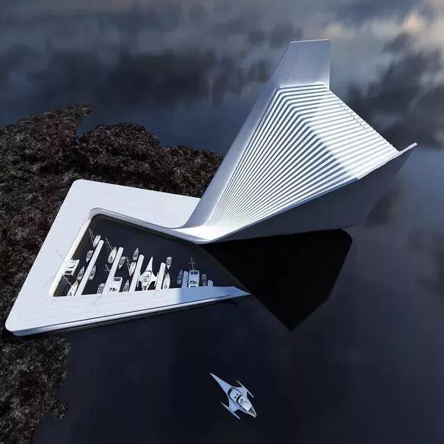 这些奇特的建筑设计,有点撩人_18