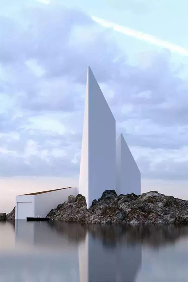 这些奇特的建筑设计,有点撩人_31