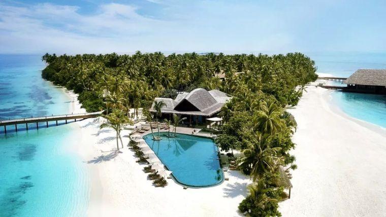 岛上仙境-马尔代夫JOALI酒店