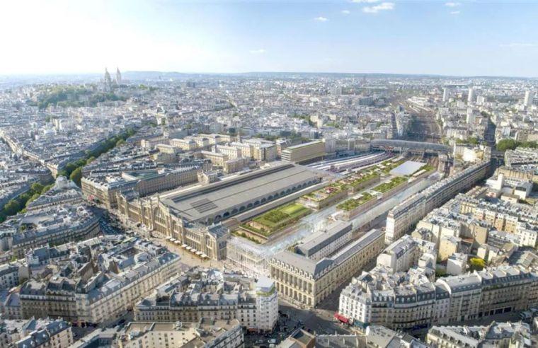 巴黎这个方案让法国建筑界炸开了锅