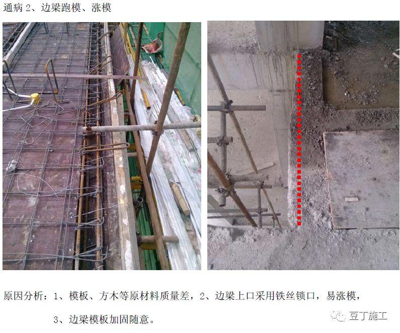 住宅工程主体结构质量通病及防治措施21条!_6