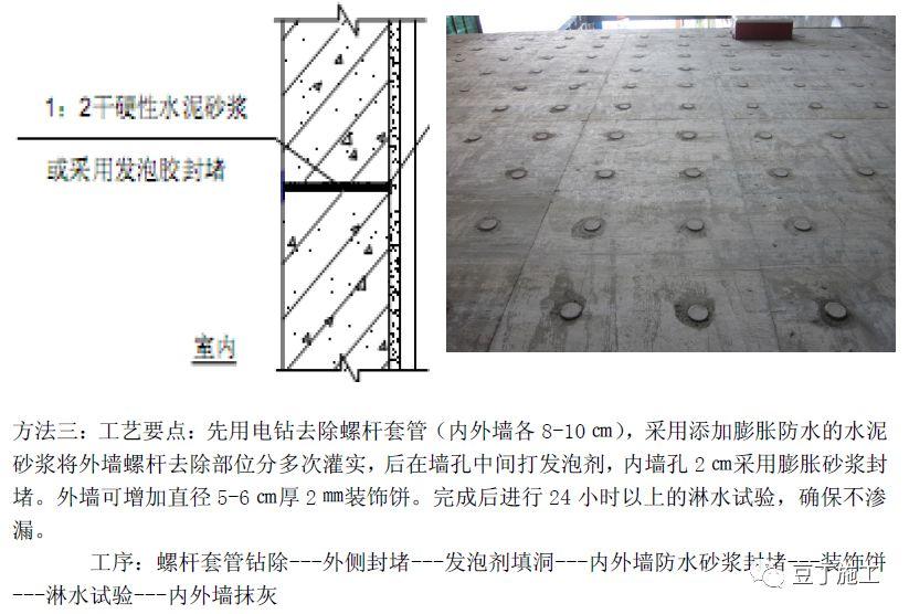 住宅工程主体结构质量通病及防治措施21条!_35