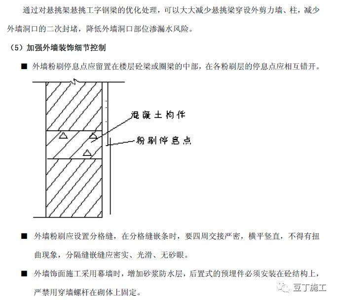 住宅工程主体结构质量通病及防治措施21条!_39