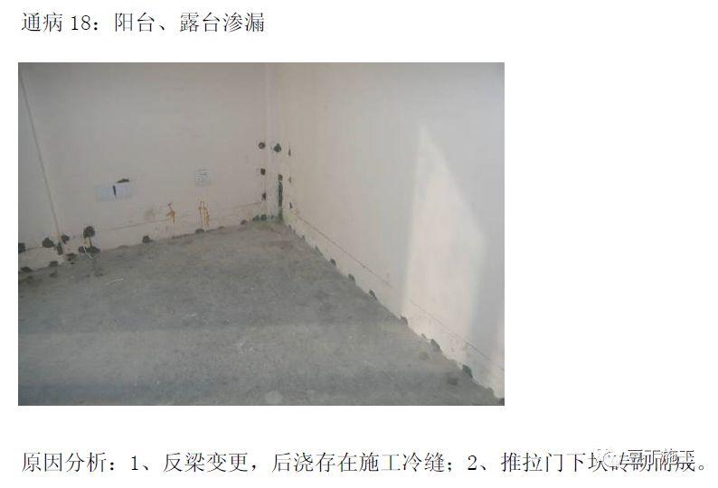 住宅工程主体结构质量通病及防治措施21条!_47