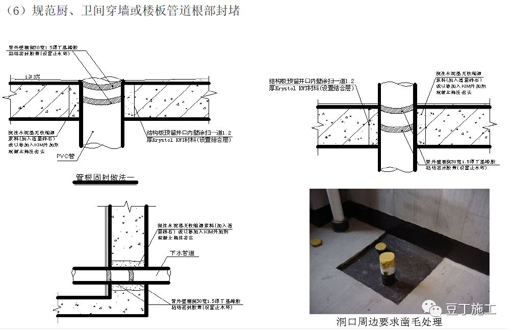 住宅工程主体结构质量通病及防治措施21条!_54