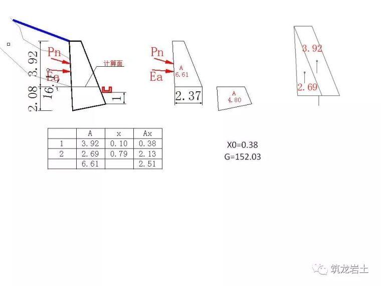 一文讲透抗滑挡土墙设计及计算,附实例解析_62