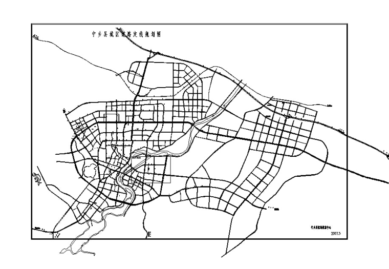 [宁乡市]道路工程预算书(含清单及图纸)
