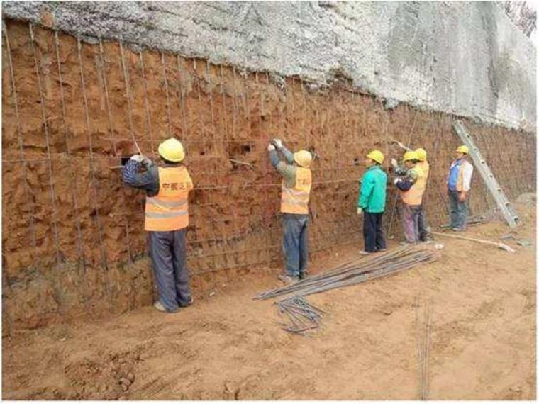 地下室深基坑锚杆喷锚支护专项施工方案
