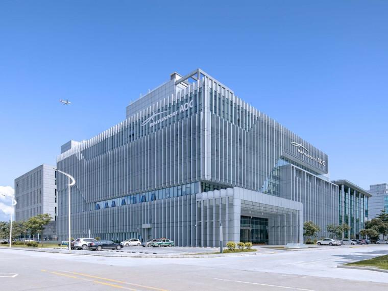 广州白云国际机场综合信息楼