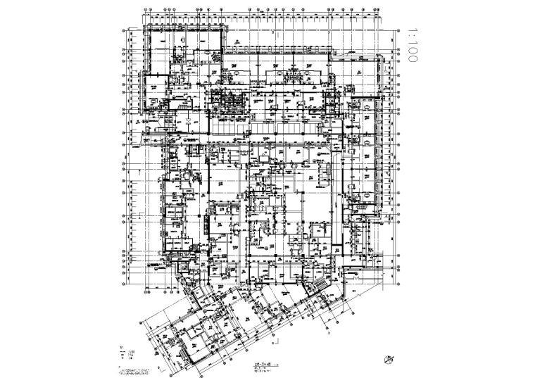 [拉萨]五星度假民宿全套工程施工图+效果图