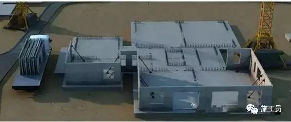 装配式建筑施工工艺流程实例详解