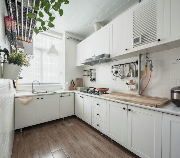 住宅装修厨房设计参考图片-420张