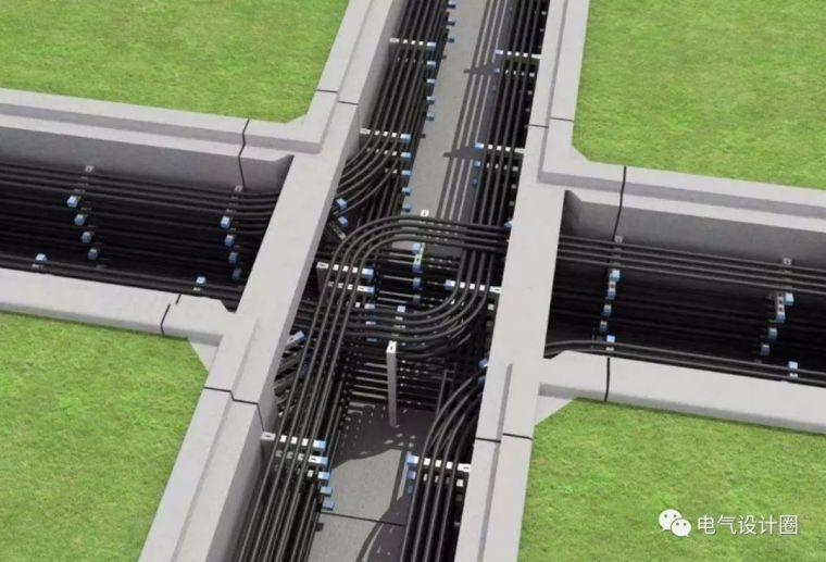 直埋、穿管、排管、电缆沟,这四种电缆敷设