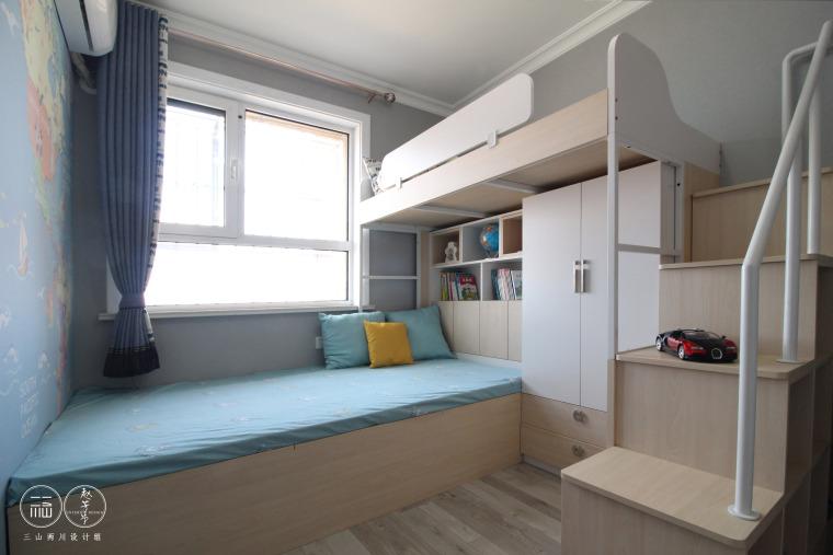 室内装修儿童房设计参考-375张