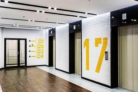 室内空间设计导向牌设计参考-32张