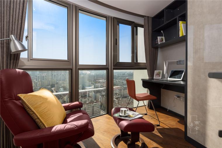 住宅装修书桌设计参考案例-85张