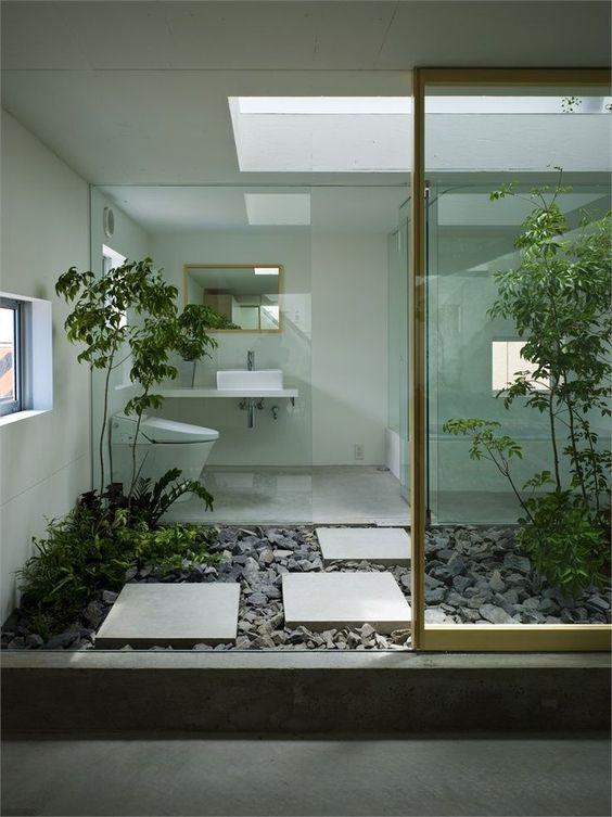 室内绿化设计绿植上墙参考-18张