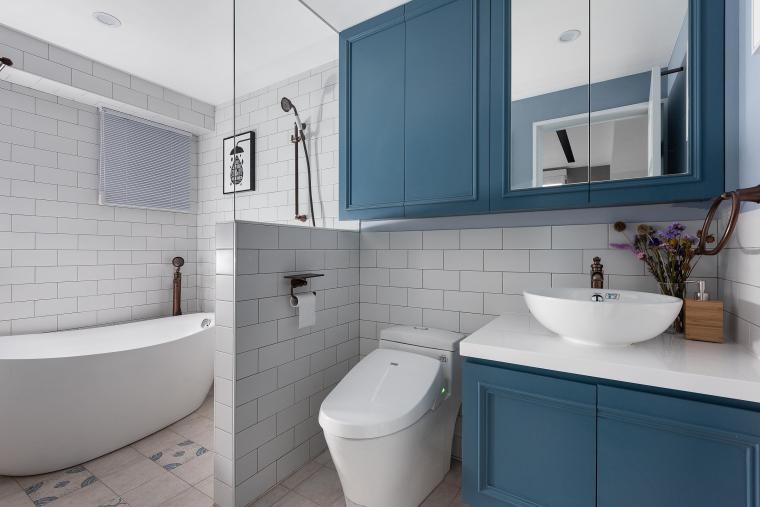 室内装修卫生间设计参考图片-379张
