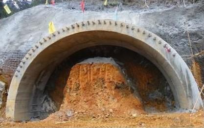 铁路隧道大管棚超前支护施工过程数值模拟