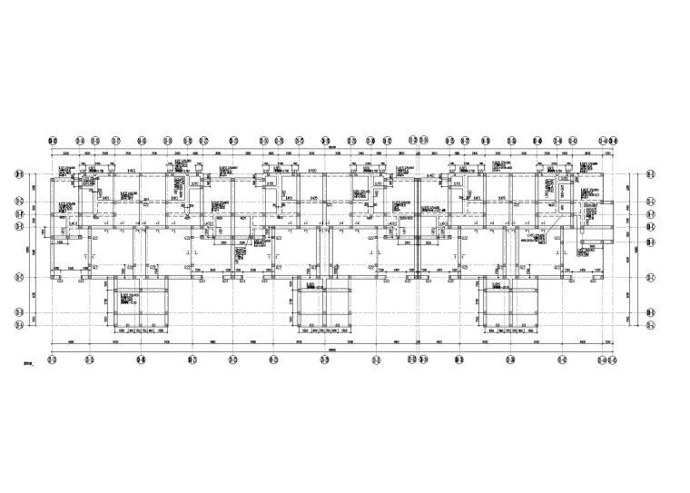 [山东]五层带阁楼砌体宿舍结构施工图