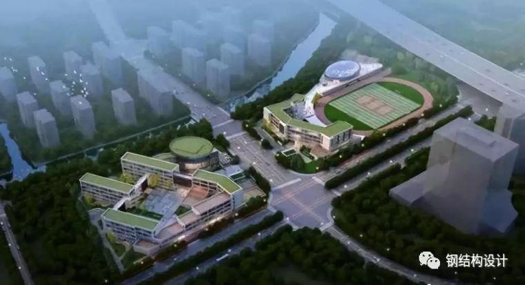宁波第一个椭球形铝合金网壳设计施工要点