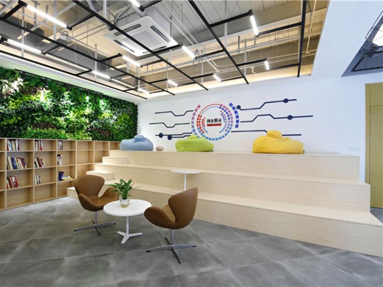 上海创业黑马办公空间
