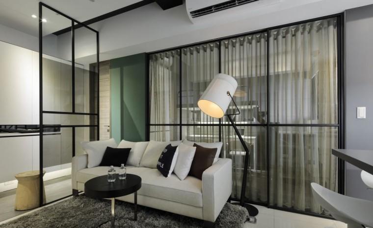 室内小户型设计案例31套