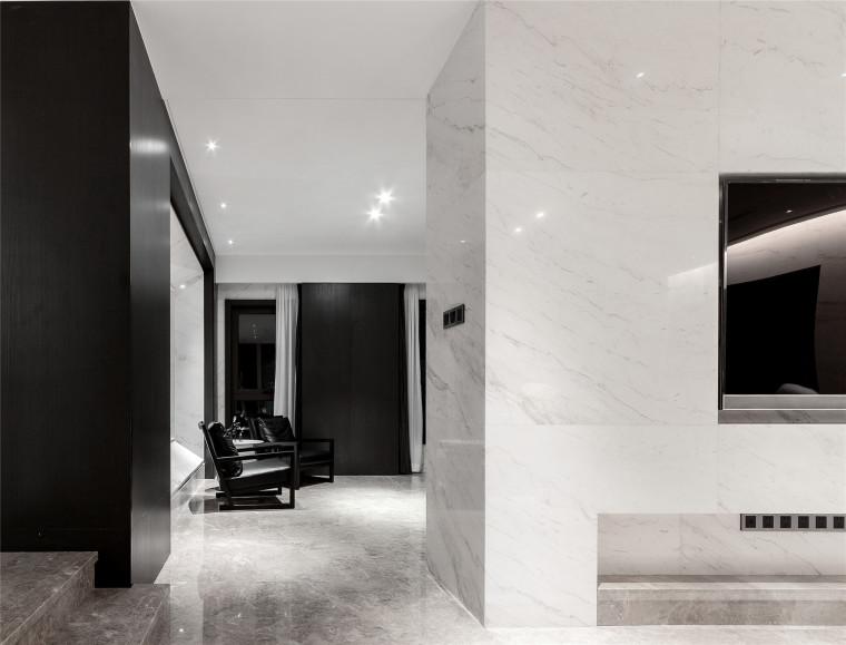 复式别墅室内设计案例效果图合集81套(3)