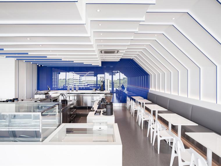 泰国KaizenSkylane咖啡馆