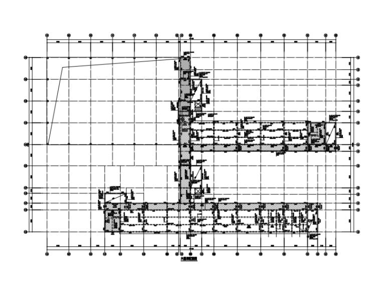 框架/框剪结构教学楼及艺体楼全套施工图