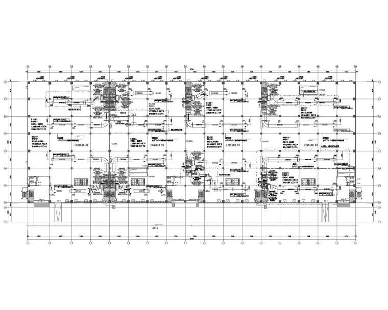 顺丰速运北京某中转场厂房排烟系统设计