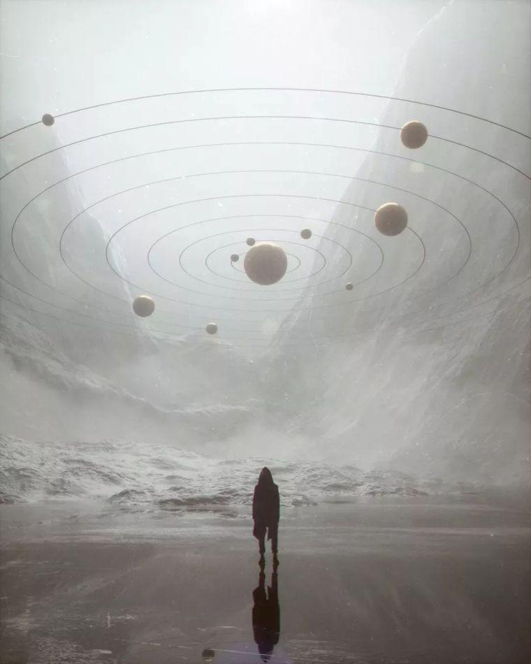 果壳中的宇宙-- IF.DESIGN 羽果设计阳光城