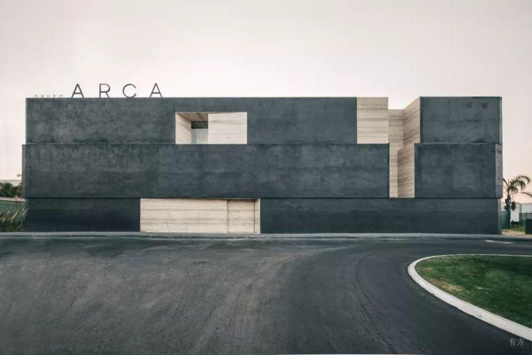 新作|墨西哥Grupo Arca石材博物馆