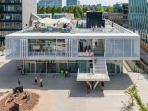 荷兰GerritRietveld学院和桑德伯格学院