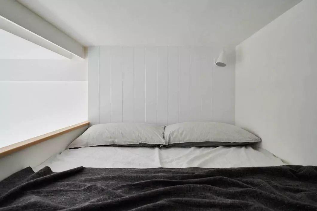 一个人的豪宅—17.6㎡极小公寓_16