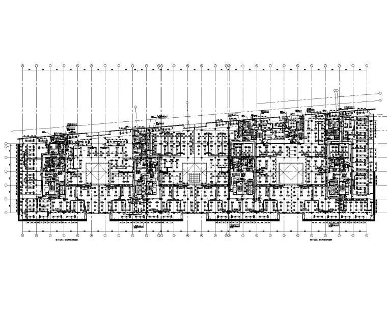 北京大钟寺方恒国际商业中心项目暖通施工图
